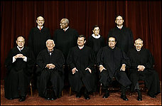 Our Supreme Court - Eight men and only one woman